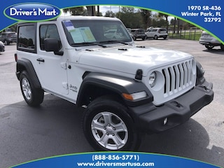 Used Vehicles for sale 2020 Jeep Wrangler Sport Convertible in Winter Park, FL