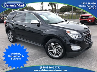 Used Vehicles for sale 2016 Chevrolet Equinox LTZ SUV in Winter Park, FL