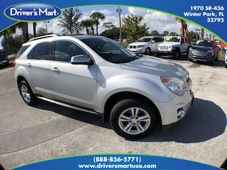 Used Vehicle for sale 2011 Chevrolet Equinox 2LT SUV in Winter Park near Sanford FL