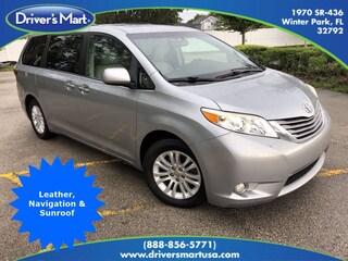 Used Vehicle for sale 2015 Toyota Sienna XLE Premium Minivan in Winter Park near Sanford FL