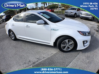 Used Vehicle for sale 2015 Kia Optima Hybrid LX FWD Sedan in Winter Park near Sanford FL