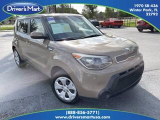 Used Vehicle for sale 2014 Kia Soul Base Hatchback in Winter Park near Sanford FL