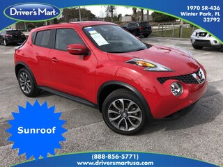 Used Vehicle for sale 2017 Nissan Juke SV SUV in Winter Park near Sanford FL