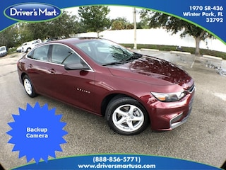 Used Vehicle for sale 2016 Chevrolet Malibu LS w/1LS Sedan in Winter Park near Sanford FL