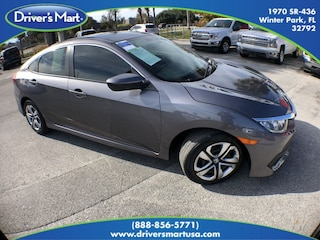 Used Vehicle for sale 2016 Honda Civic LX Sedan in Winter Park near Sanford FL