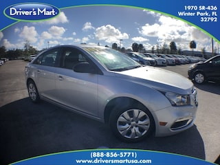 Used Vehicle for sale 2016 Chevrolet Cruze Limited LS Auto Sedan in Winter Park near Sanford FL