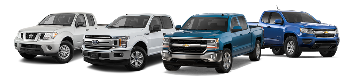 Memorial Day Truck Sales Event