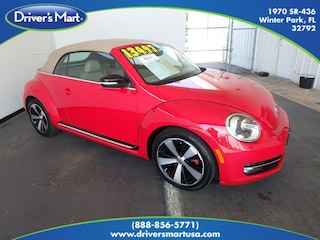Used Vehicle for sale 2013 Volkswagen Beetle 2.0T w/Sound/Navigation/PZEV Convertible in Winter Park near Sanford FL