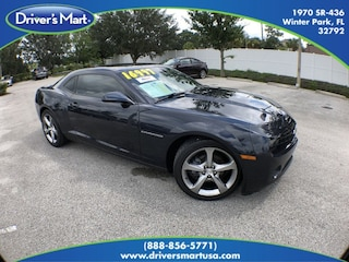 Used Vehicle for sale 2013 Chevrolet Camaro 2LT Coupe in Winter Park near Sanford FL