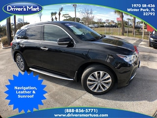 2014 Acura MDX MDX with Technology Package SUV