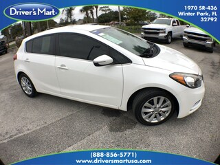 Used Vehicle for sale 2015 Kia Forte5 EX FWD Hatchback in Winter Park near Sanford FL