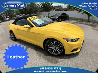 Used Vehicle for sale 2016 Ford Mustang EcoBoost Premium Convertible in Winter Park near Sanford FL