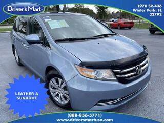 2014 Honda Odyssey EX-L Minivan