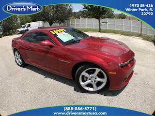 Used Vehicle for sale 2015 Chevrolet Camaro LT w/1LT Coupe in Winter Park near Sanford FL