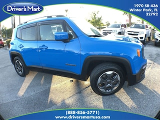 Used Vehicle for sale 2015 Jeep Renegade Latitude SUV in Winter Park near Sanford FL