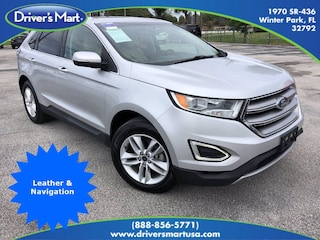 Used Vehicles for sale 2015 Ford Edge SEL SUV in Winter Park, FL