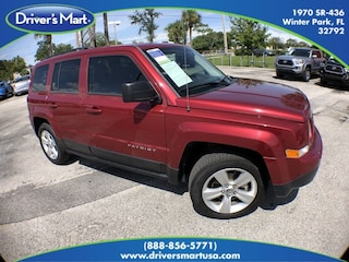 Used Vehicle for sale 2015 Jeep Patriot Latitude FWD SUV in Winter Park near Sanford FL
