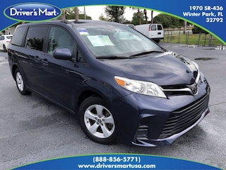 Used Vehicle for sale 2018 Toyota Sienna LE 7 Passenger Auto Access Seat Minivan in Winter Park near Sanford FL