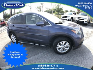 Used Vehicle for sale 2012 Honda CR-V EX-L SUV 5J6RM3H74CL012292 in Winter Park near Sanford FL