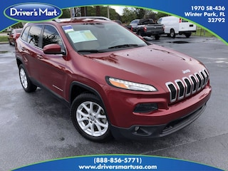 Used Vehicles for sale 2016 Jeep Cherokee Latitude FWD SUV in Winter Park, FL