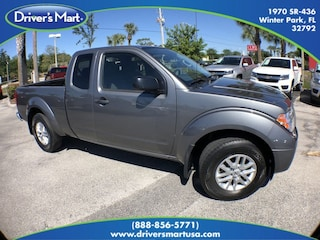Used Vehicle for sale 2017 Nissan Frontier SV-I4 Truck in Winter Park near Sanford FL