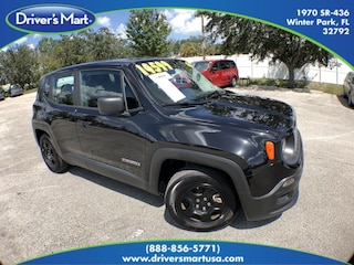 Used Vehicle for sale 2017 Jeep Renegade Sport FWD SUV in Winter Park near Sanford FL