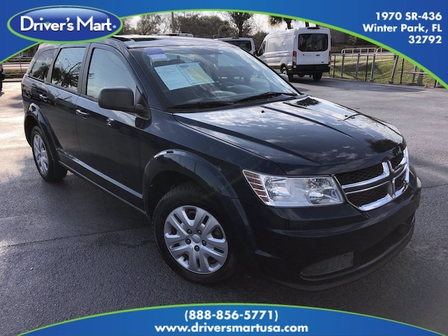 Used Dodge Journey Winter Park Fl