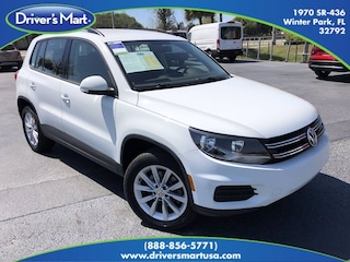 Used Vehicle for sale 2017 Volkswagen 2.0T SUV in Winter Park near Sanford FL