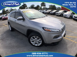 Used Vehicle for sale 2015 Jeep Cherokee Latitude FWD SUV in Winter Park near Sanford FL