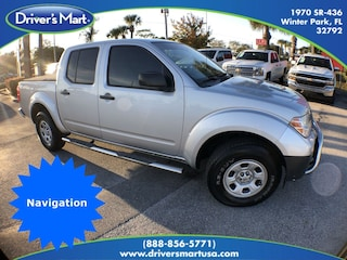Used Vehicle for sale 2014 Nissan Frontier S Truck in Winter Park near Sanford FL