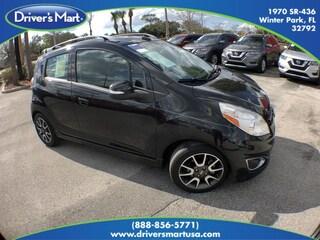 Used Vehicle for sale 2014 Chevrolet Spark 2LT Auto Hatchback in Winter Park near Sanford FL