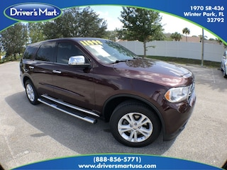 Used Vehicle for sale 2012 Dodge Durango SXT SUV in Winter Park near Sanford FL