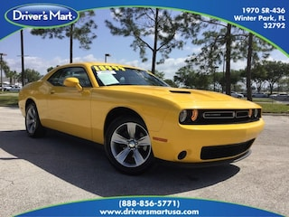 Used Vehicle for sale 2017 Dodge Challenger SXT Coupe in Winter Park near Sanford FL