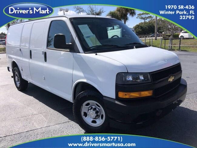 2018 Chevrolet Express 2500 Work Van Van