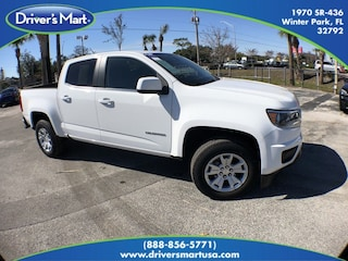 Used Vehicle for sale 2018 Chevrolet Colorado LT Truck in Winter Park near Sanford FL