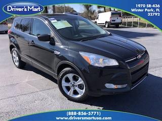 Used Vehicle for sale 2015 Ford Escape SE SUV in Winter Park near Sanford FL