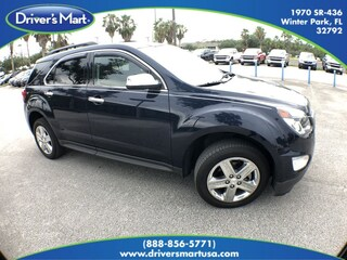 Used Vehicle for sale 2016 Chevrolet Equinox LT SUV in Winter Park near Sanford FL