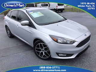 Used Vehicle for sale 2018 Ford Focus SEL Sedan in Winter Park near Sanford FL
