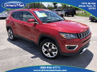 Used Vehicle for sale 2019 Jeep Compass Limited FWD SUV in Winter Park near Sanford FL