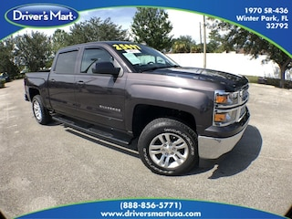 Used Vehicle for sale 2015 Chevrolet Silverado 1500 LT Truck in Winter Park near Sanford FL