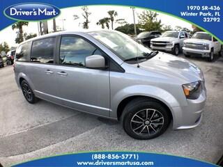 Used Vehicle for sale 2018 Dodge Grand Caravan SE Minivan in Winter Park near Sanford FL