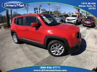Used Vehicle for sale 2016 Jeep Renegade Latitude FWD SUV in Winter Park near Sanford FL