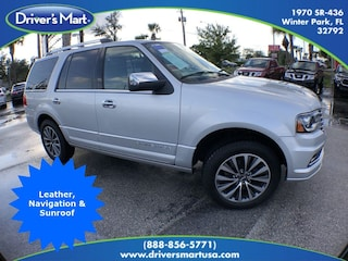 Used Vehicle for sale 2015 Lincoln Navigator SUV in Winter Park near Sanford FL