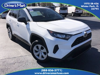 Used Vehicle for sale 2019 Toyota RAV4 LE SUV in Winter Park near Sanford FL