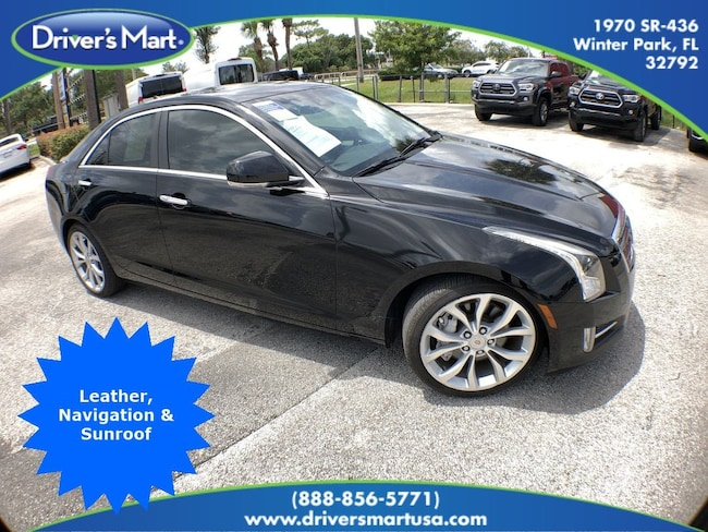 2014 CADILLAC ATS 2.0L Turbo Performance Sedan