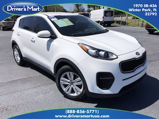 Used Vehicle for sale 2018 Kia Sportage LX SUV in Winter Park near Sanford FL