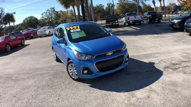 Used 2016 Chevrolet Spark Lt W1lt Cvt For Sale In Winter Park Fl
