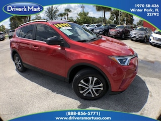Used Vehicle for sale 2016 Toyota RAV4 LE SUV in Winter Park near Sanford FL