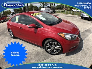 Used Vehicle for sale 2015 Kia Forte EX FWD Sedan in Winter Park near Sanford FL