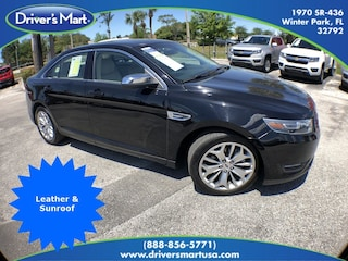 Used Vehicle for sale 2016 Ford Taurus Limited Sedan in Winter Park near Sanford FL